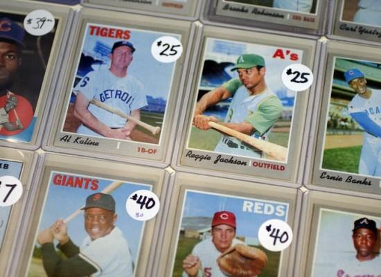 How To Grade Baseball Cards
